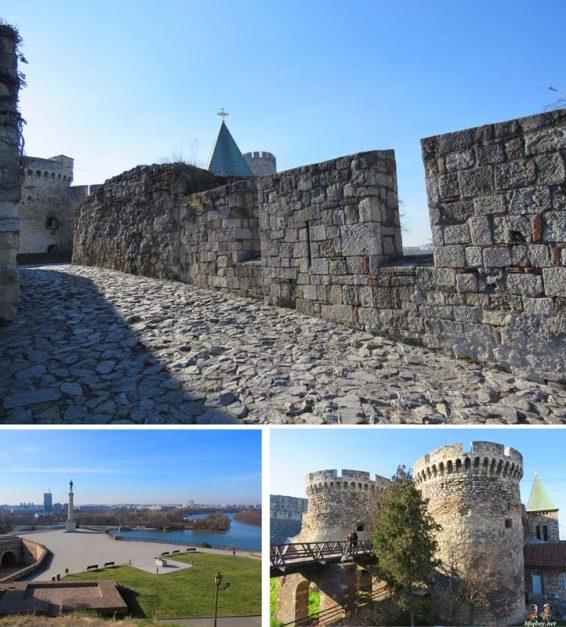 historic buildings of belgrade serbia