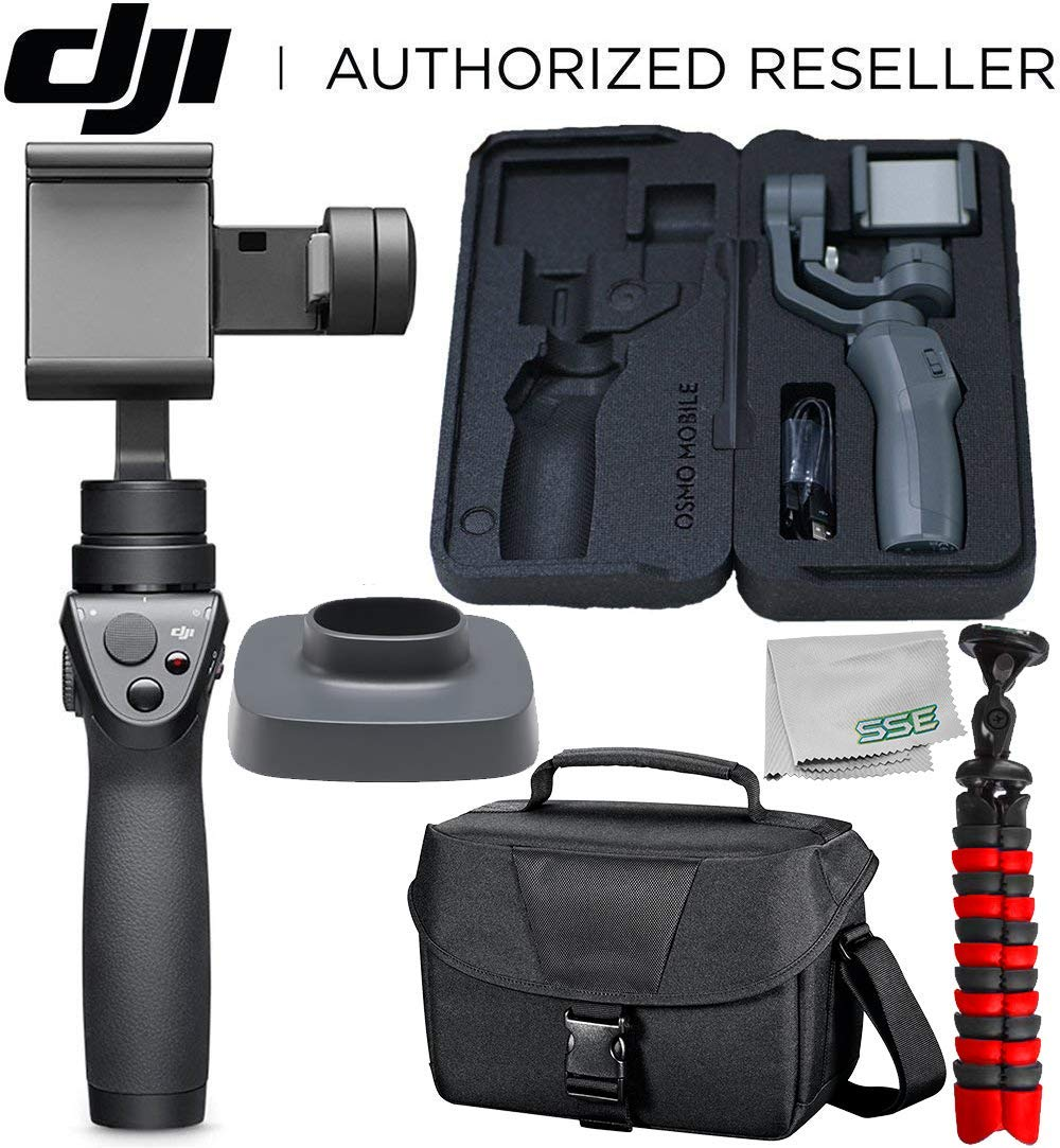perfect travel gift for photographers | dji osmo