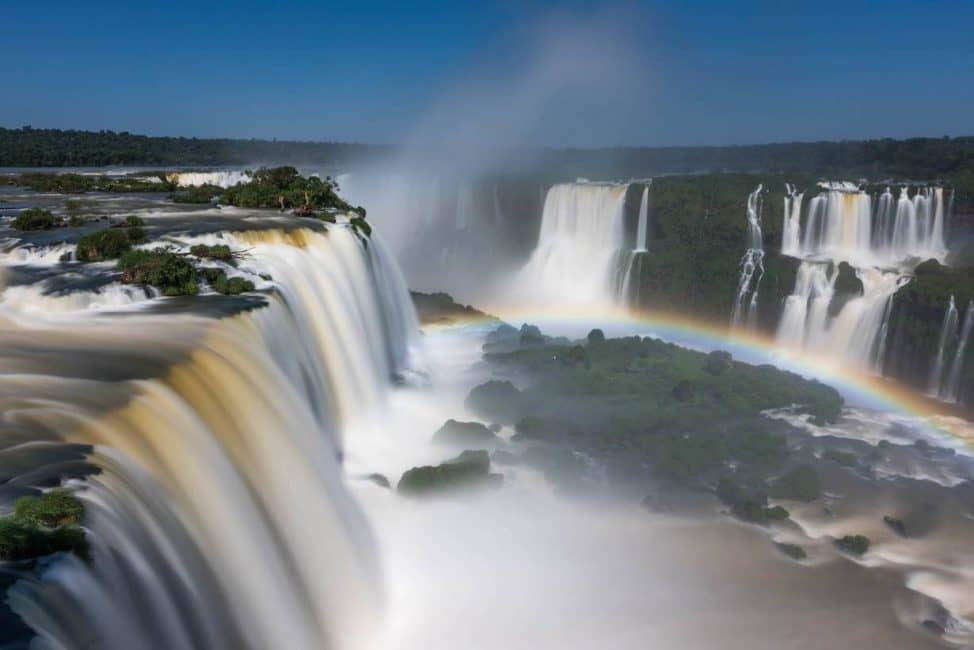 Have Iguazu Falls all to yourself before the park opens