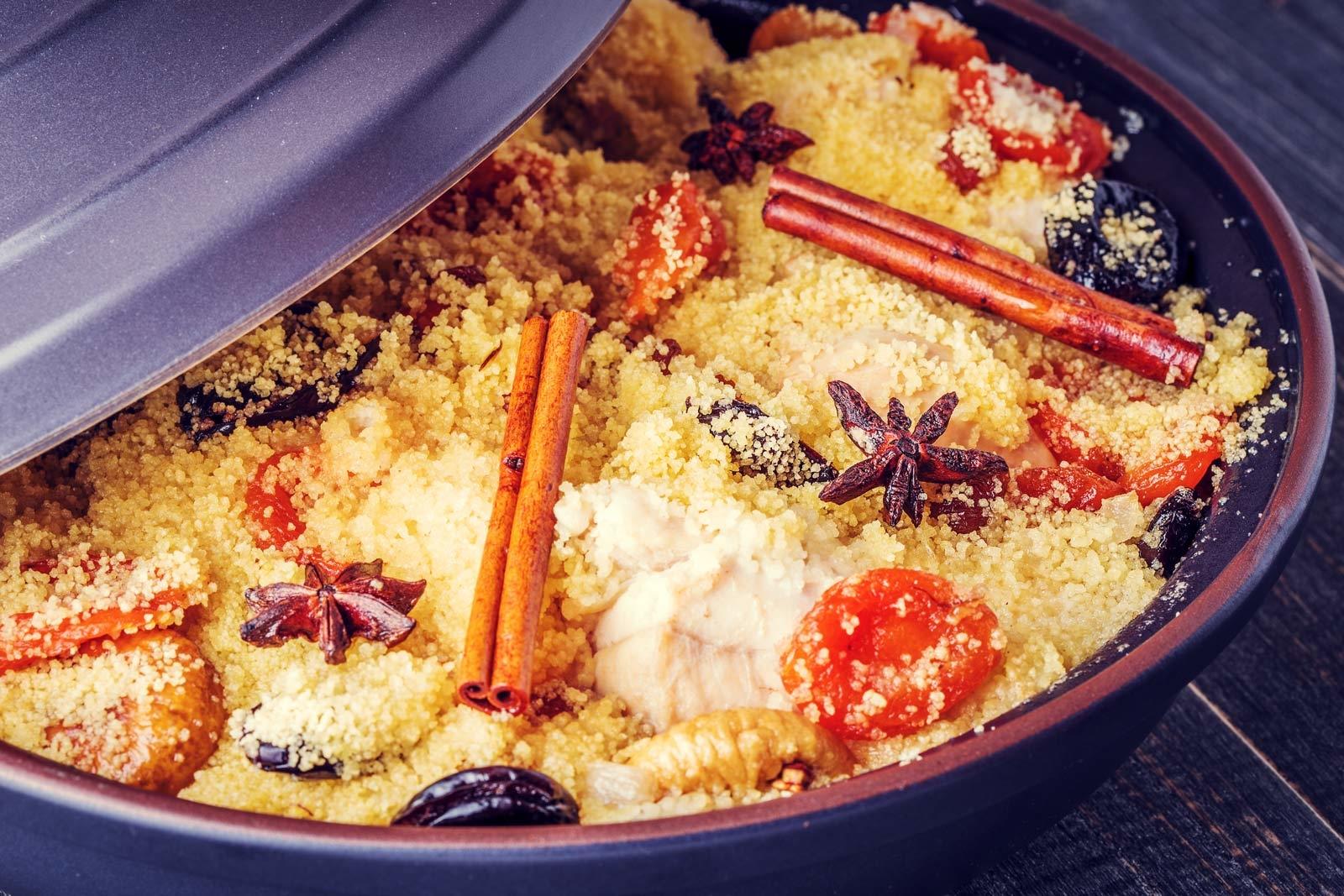 Best Moroccan Food