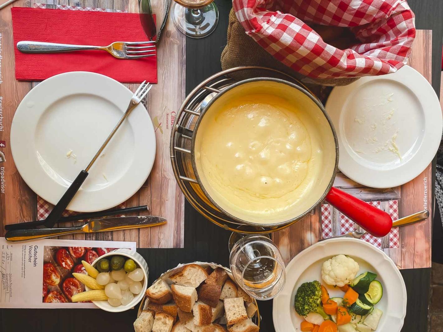 Best Swiss Foods