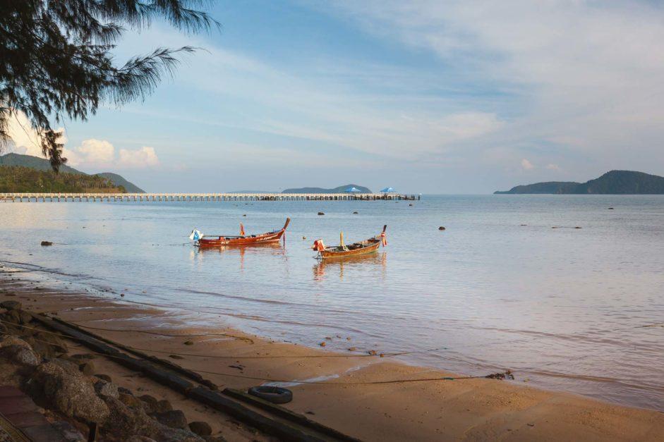 beaches of phuket thailand
