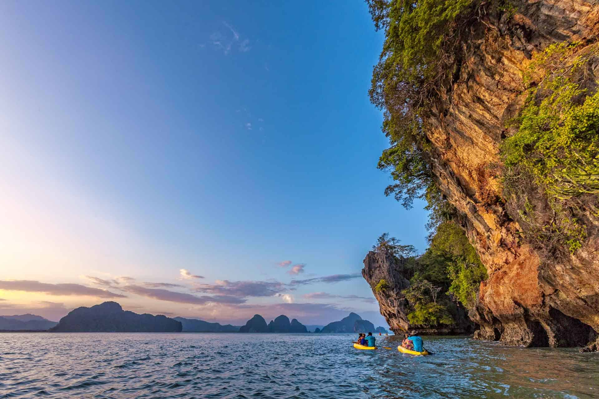 best things to do in phuket thailand sea canoe