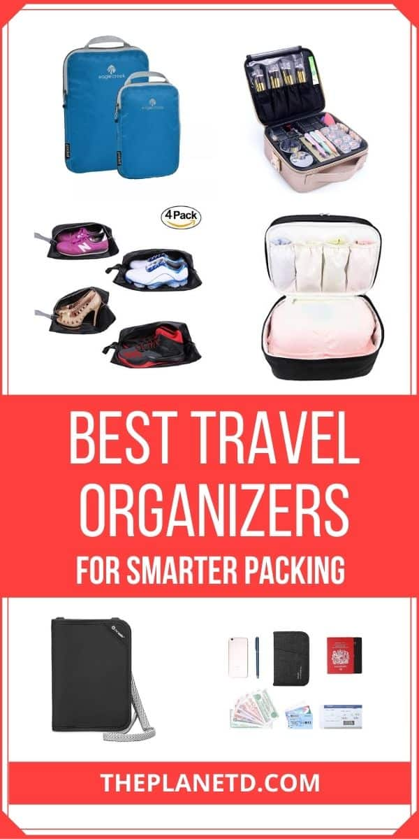 The Best travel organizers for packing
