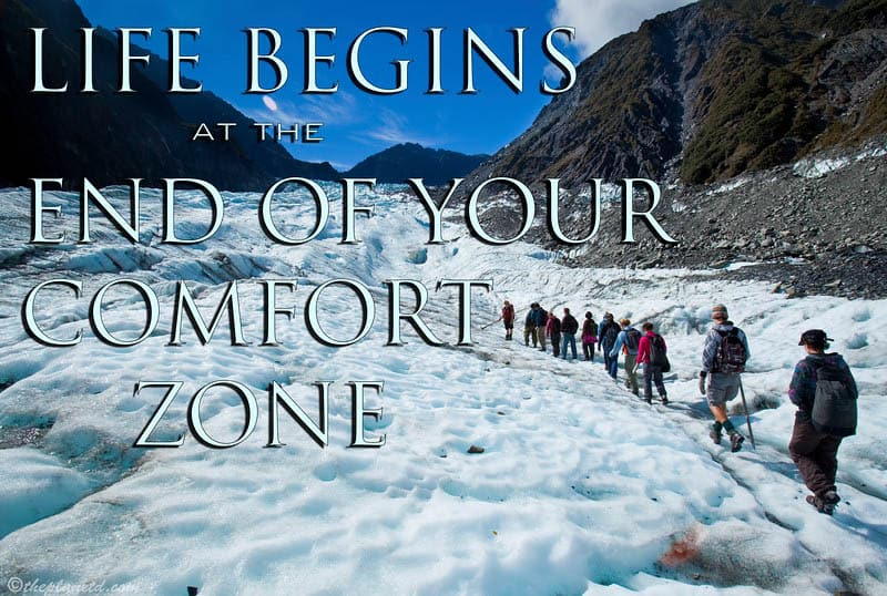best travel quotes comfort zone