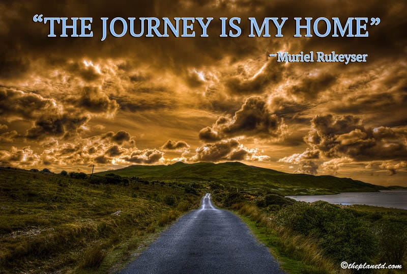 Best Travel Quotes Journey Is My Home