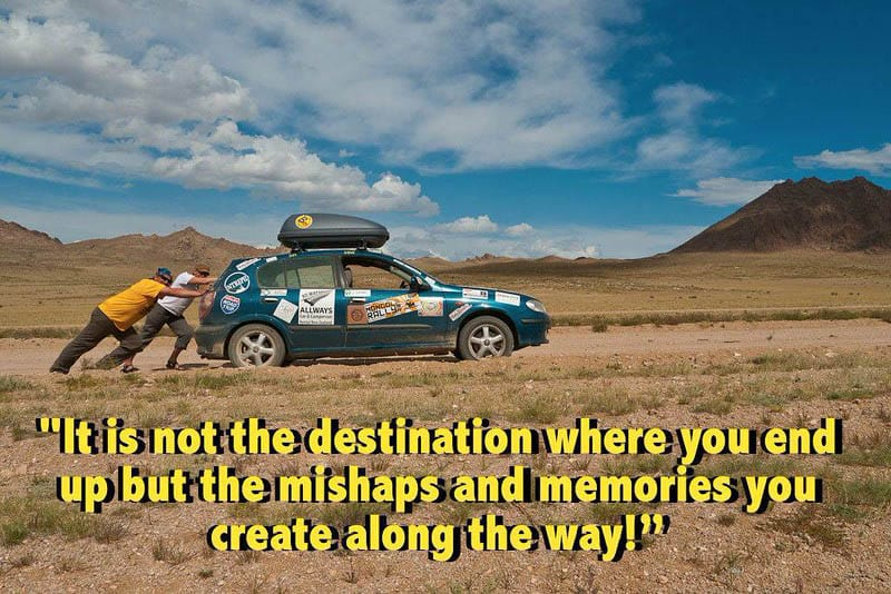 Travel Quotes Creating Memories