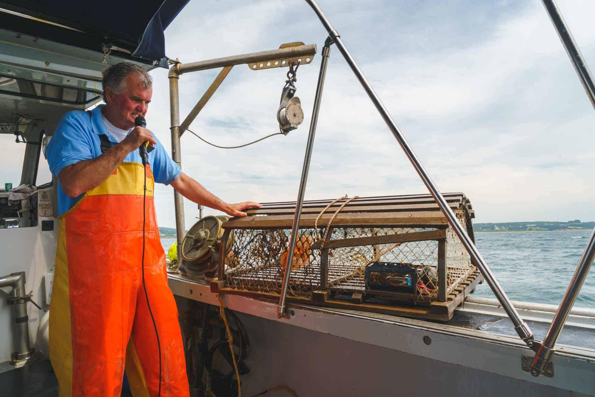 Go on a Lobster Safari in Nova Scotia