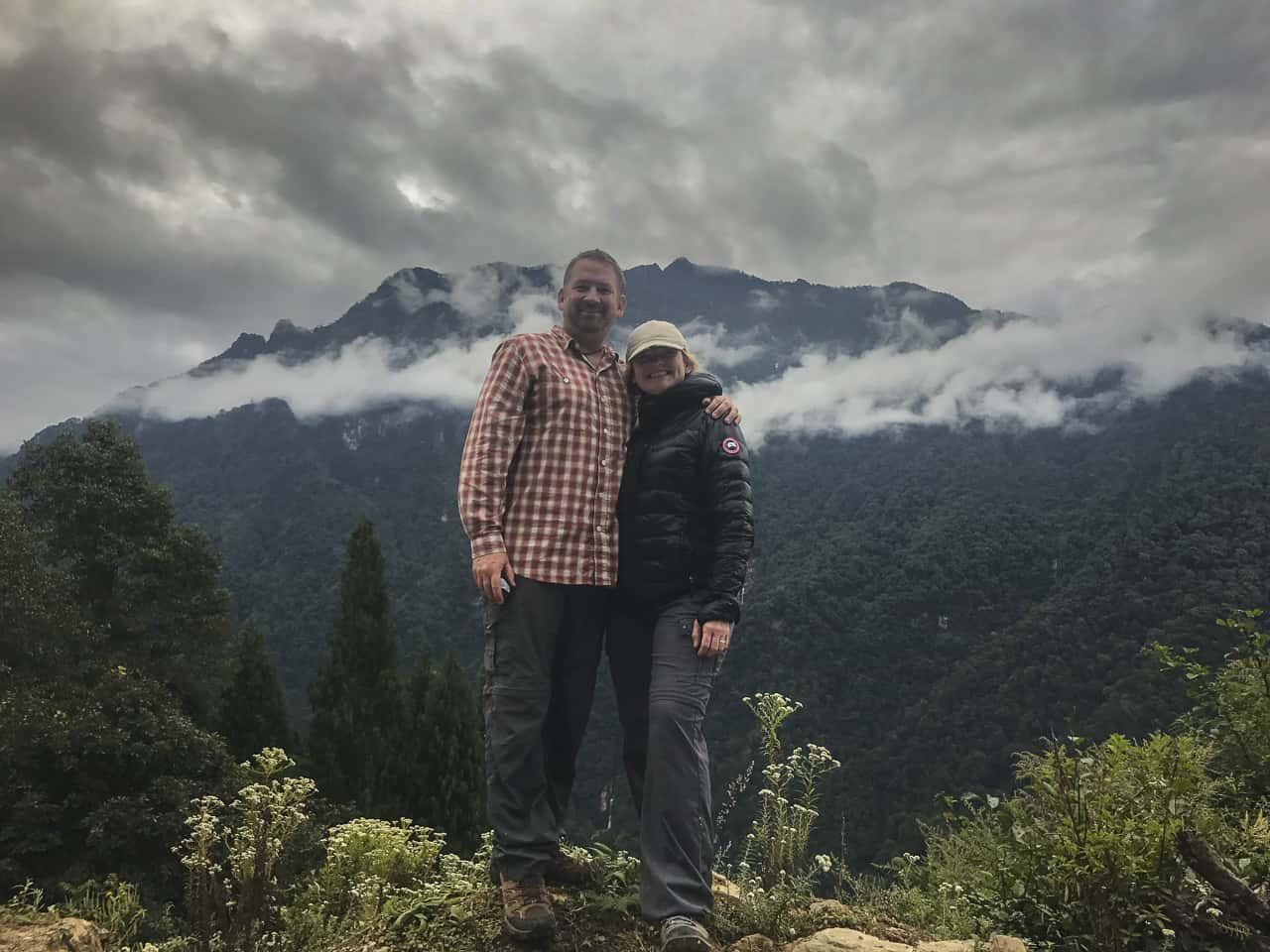 bhutan trek trail