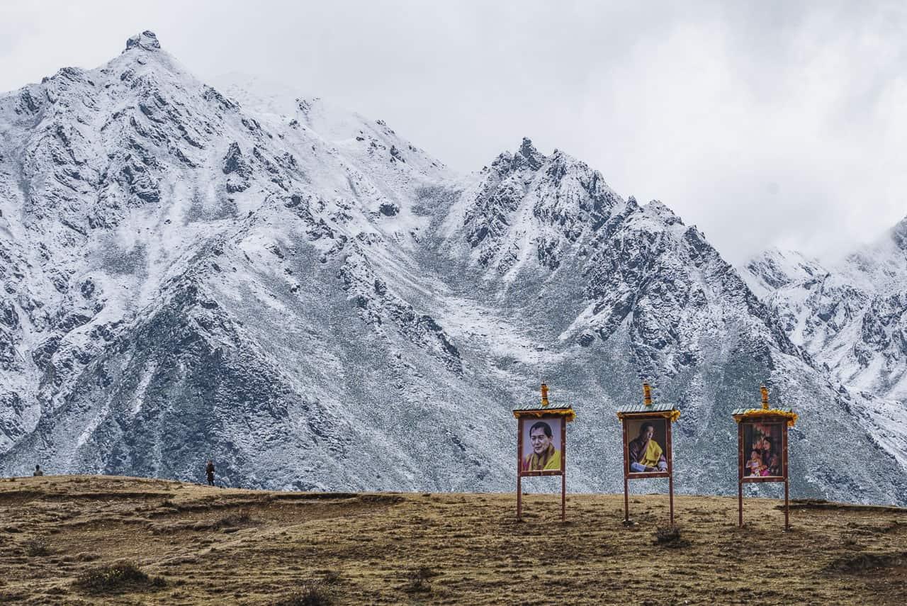 bhutan trek highlander festival