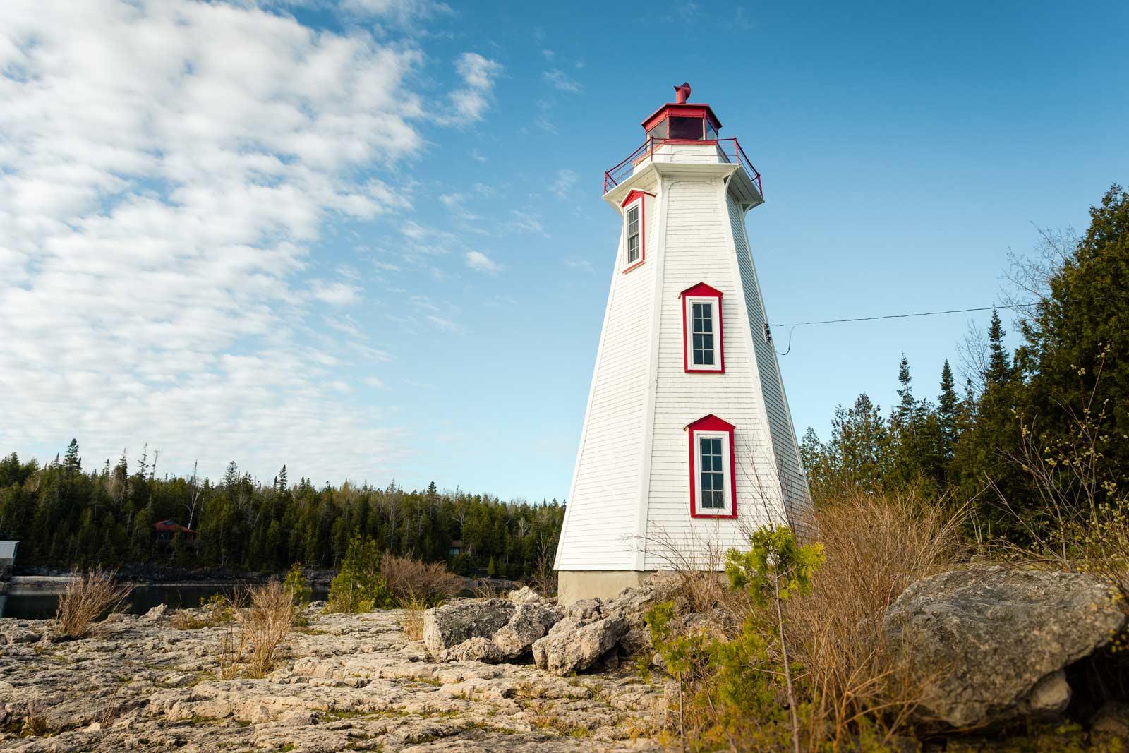 Big Tub Lighthouse Tobermory