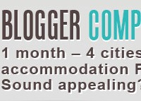 Blogger-competition
