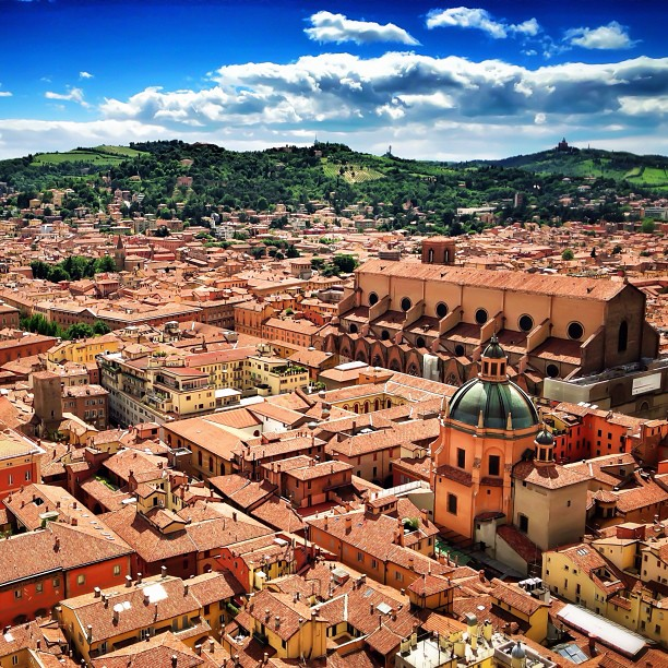 Bologna-emilia-romagna-italy