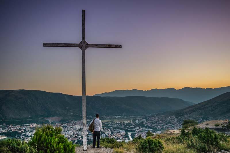 bosnian road trip | hum mountain