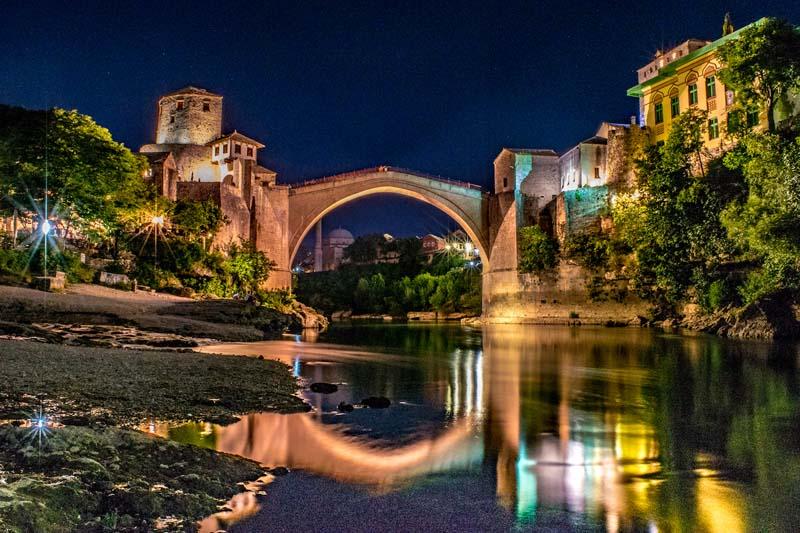 about bosnia   bridge of mostar