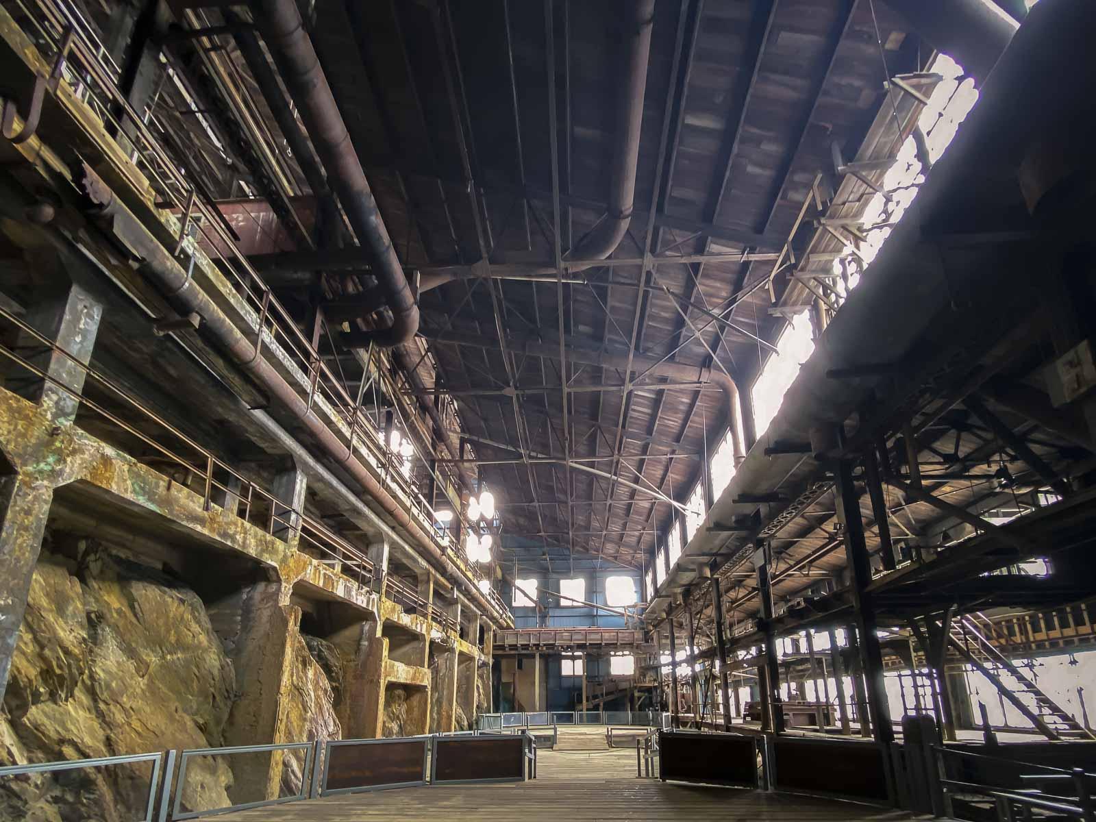 Brittania Mine Museum Squamish