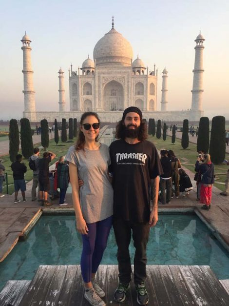 house sitting jobs took us to India