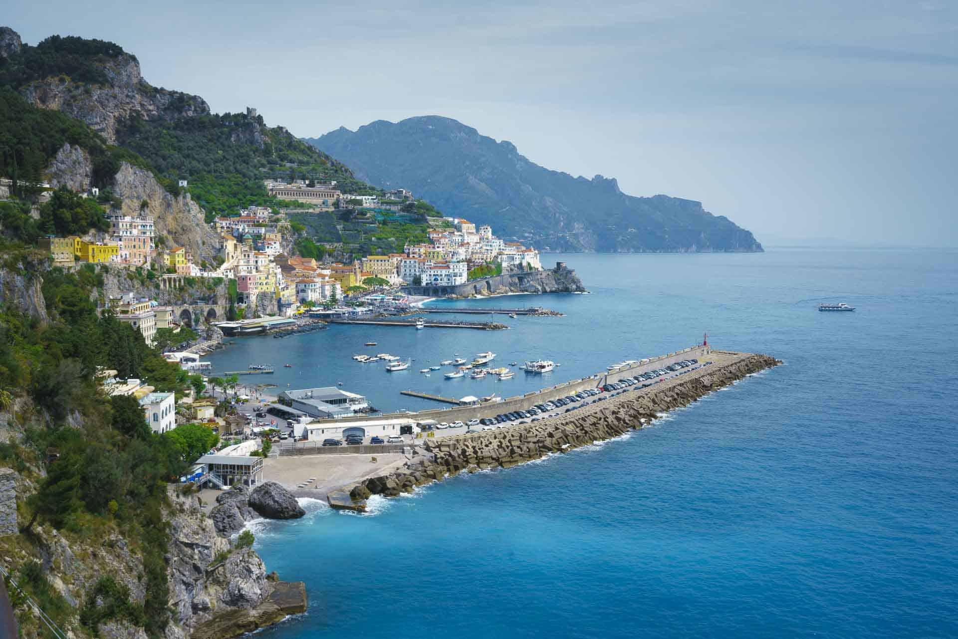 amalfi coast italy bucket list vacations