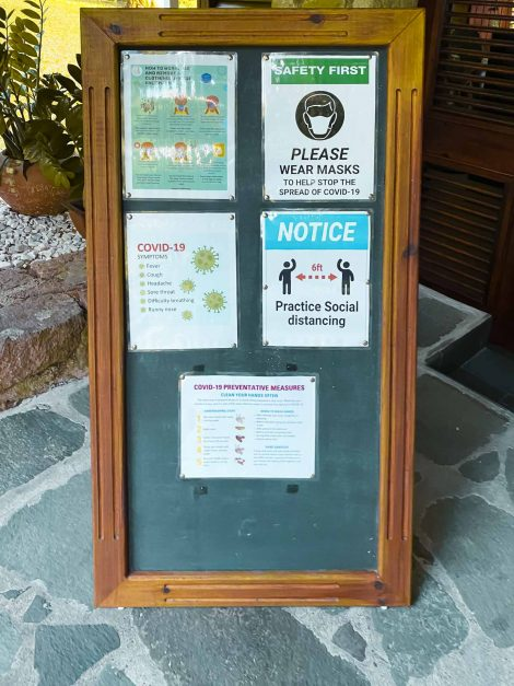 COVID-19 Rules at Saint Lucia Resorts
