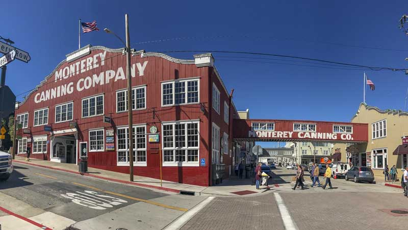 cannery monterrey