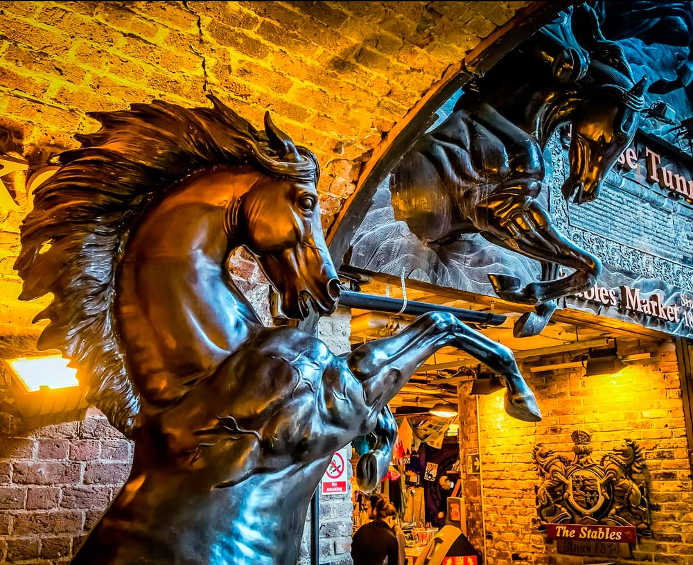 Camden Market 3 Days in London 3 day London itinerary England