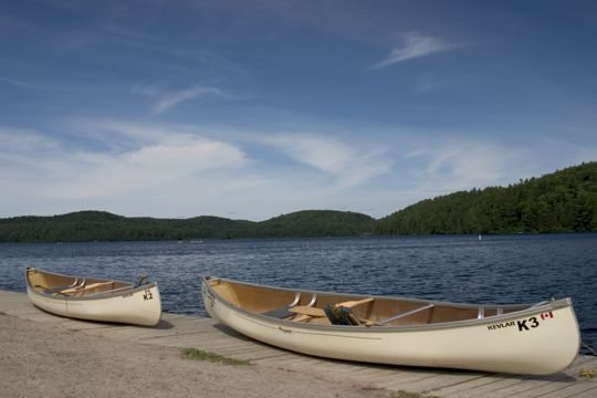 Canoe Algonquin Park