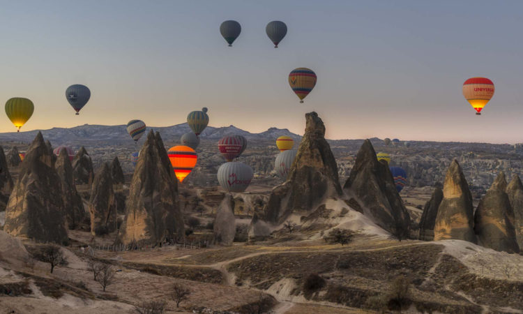 bucket list travels 52 places to visit in your lifetime cappadocia turkey