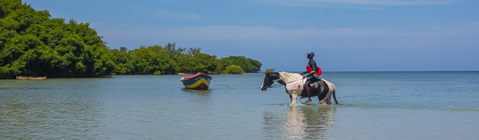 Caribbean travel in Jamaica