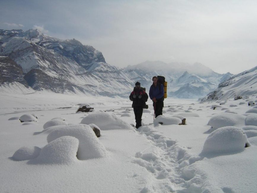 Trek India in Chadar a One of a Experience