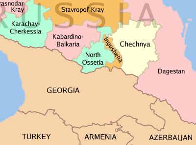 russian caucasus