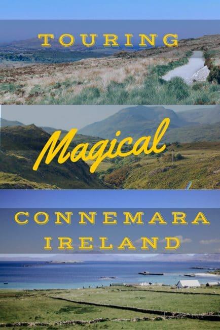 connemara west Ireland