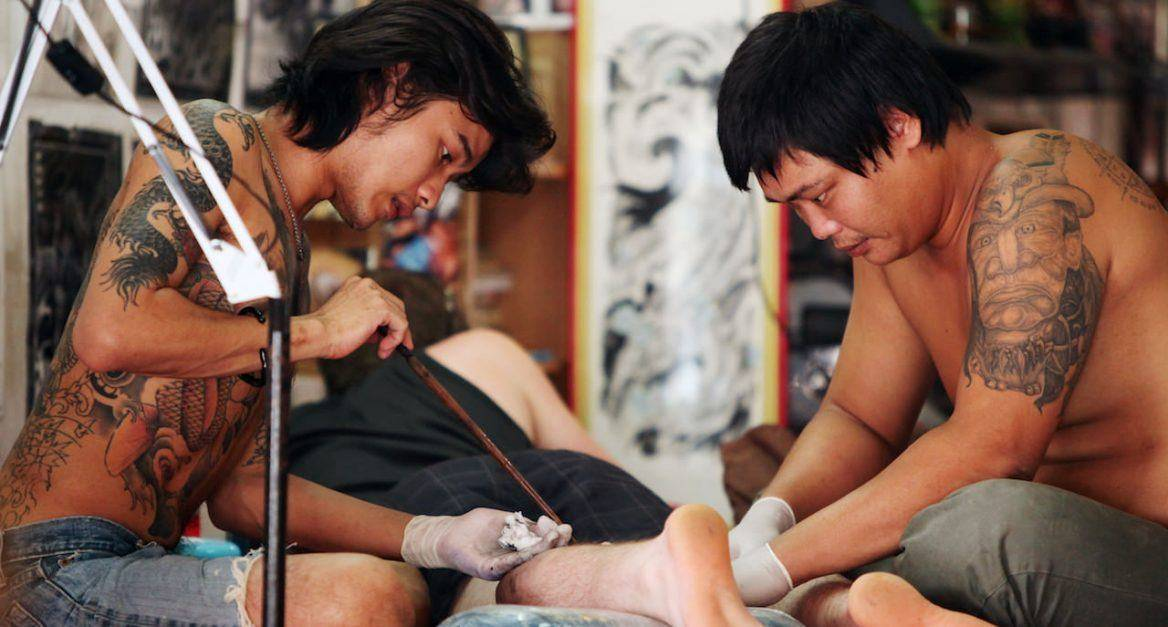 bamboo Tattooing Techniques From Around The World