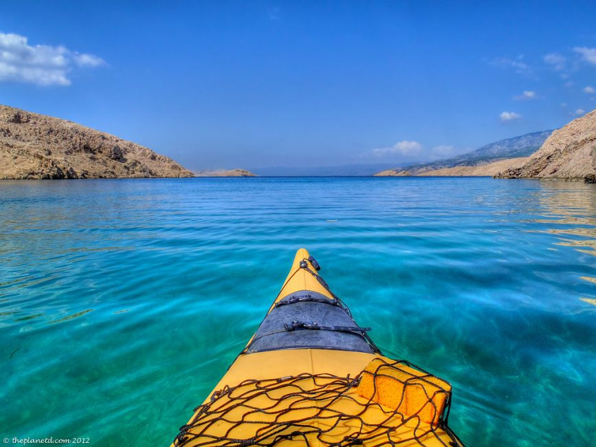 Kayaking Croatia – Feeling the Hospitality