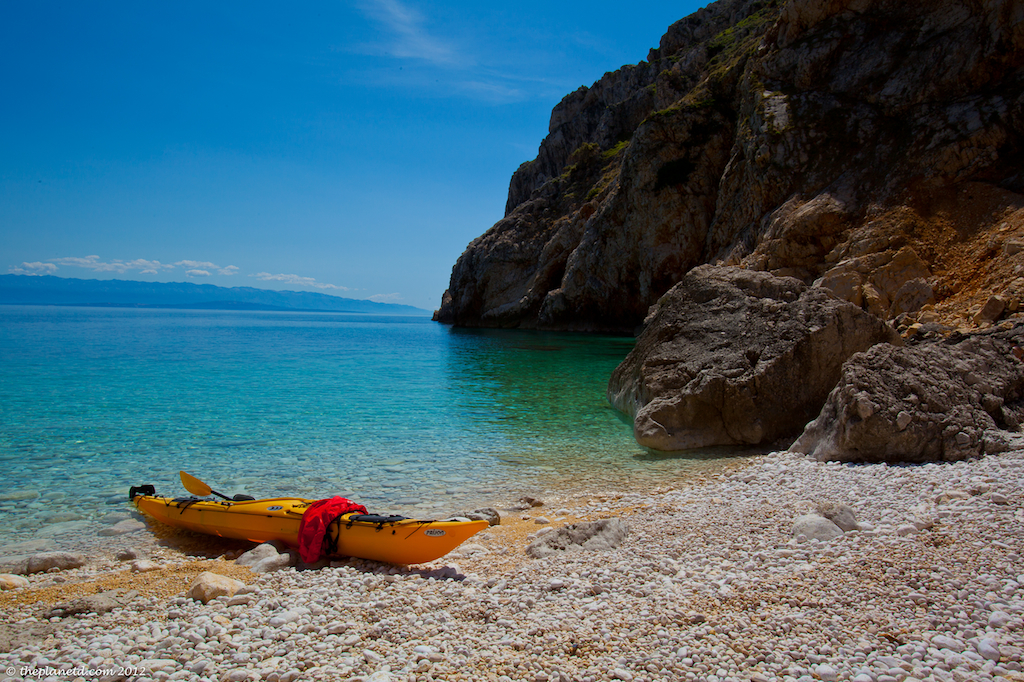 year in pictures kayaking croatia