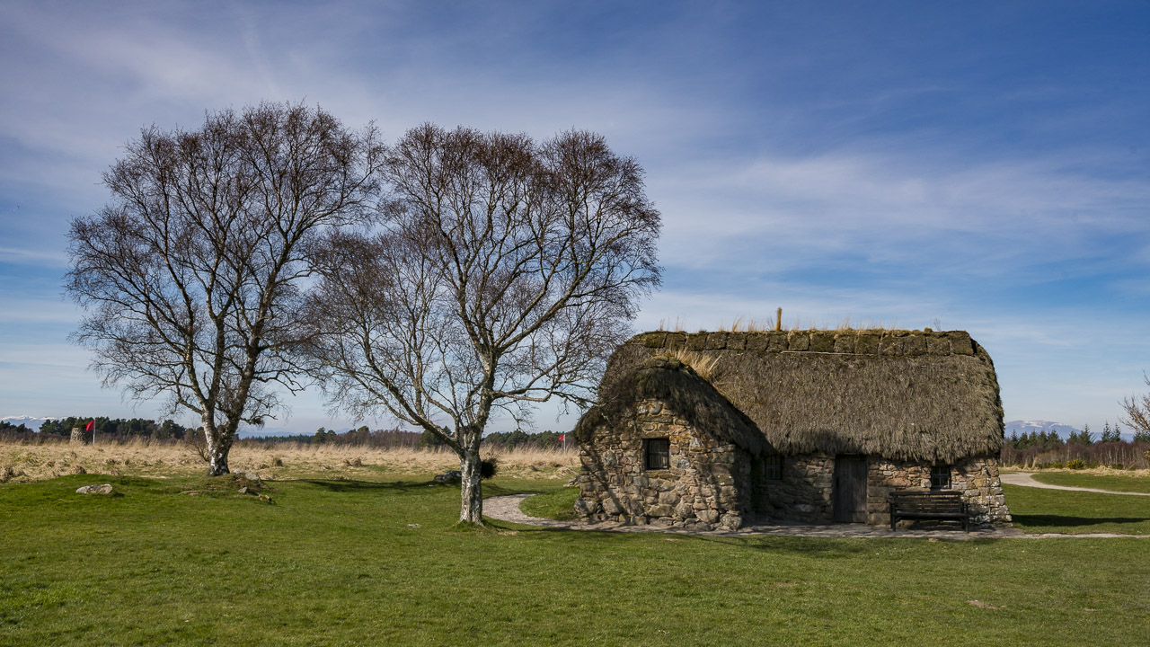 House of Culloden Battlefield