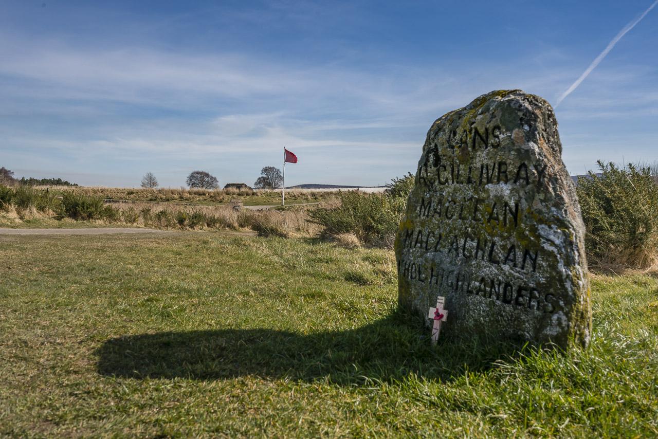 Culloden Battlefield Scotland