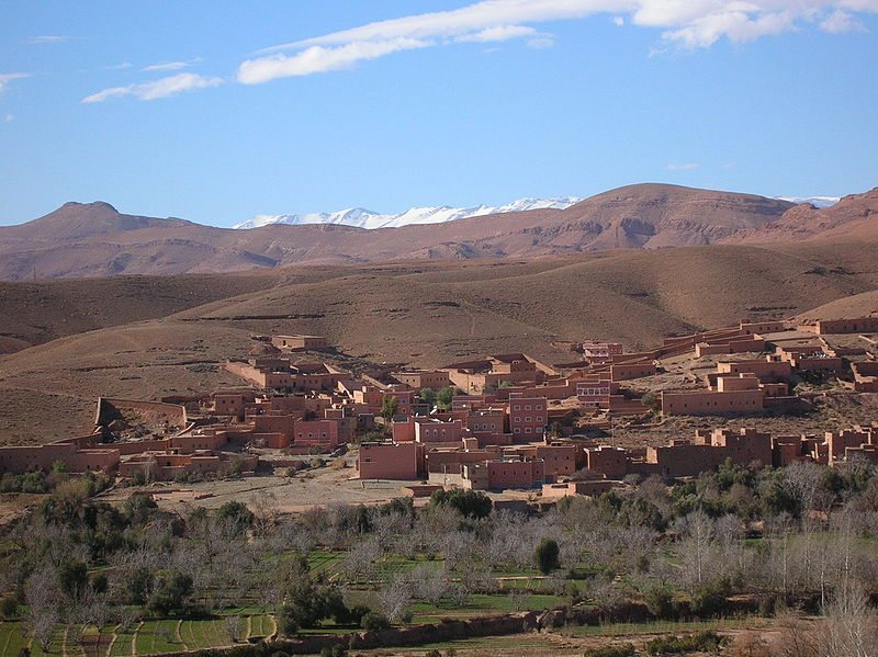 Dadès Valley Morocco