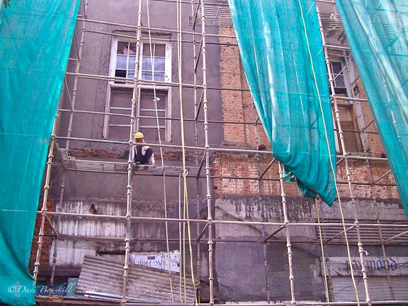 scaffold and construction every where in delhi