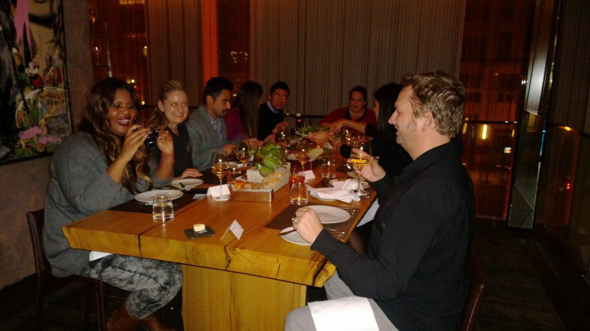 Dining Four Seasons
