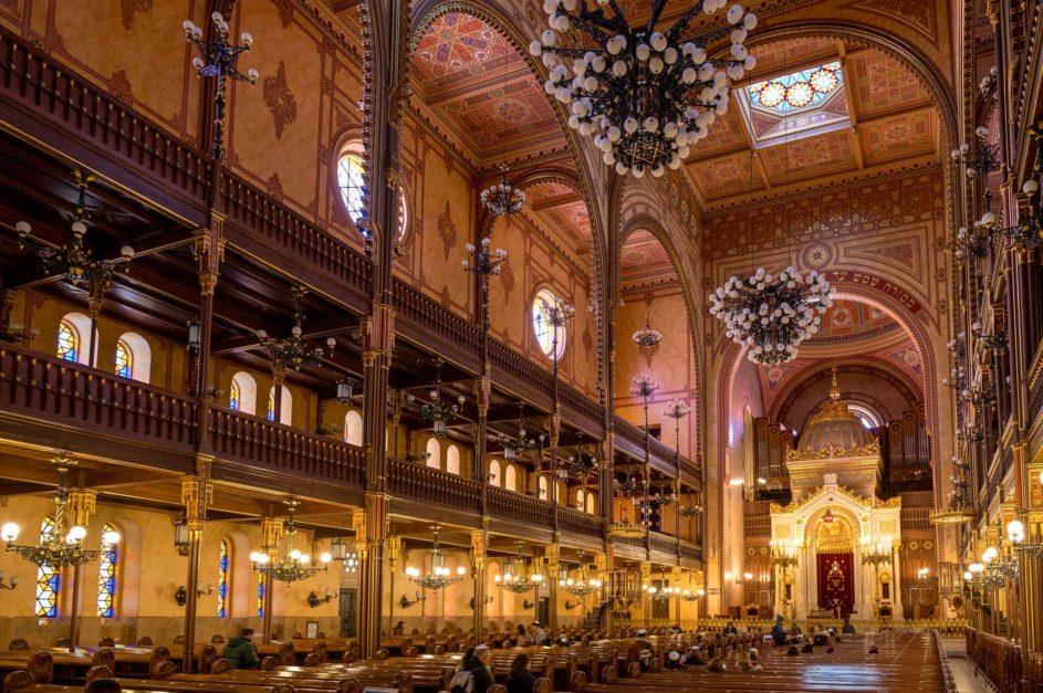 Dohany Street Synagogue Budapest, Hungary
