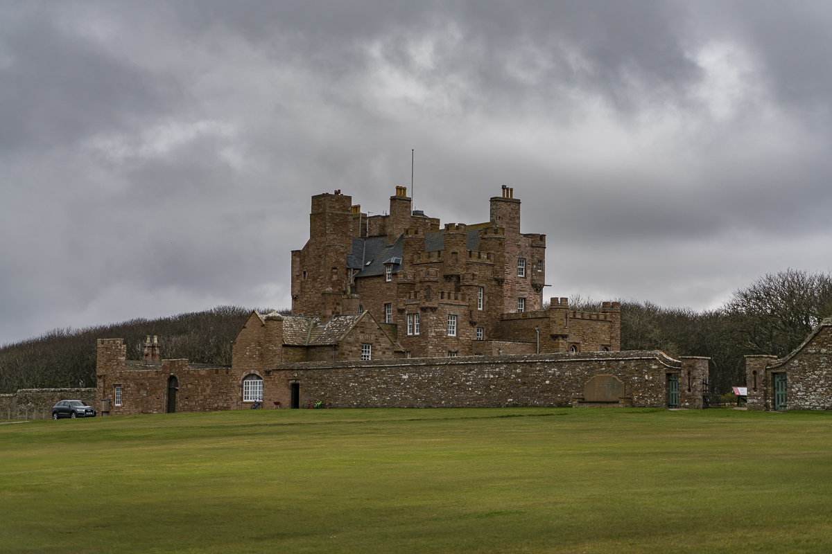 Castle of Mey near Dunnet Head