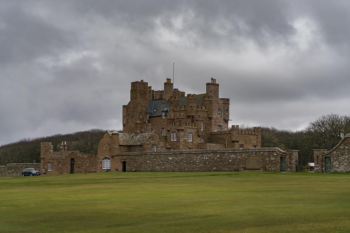 Castle of Mey near Dunnet Head