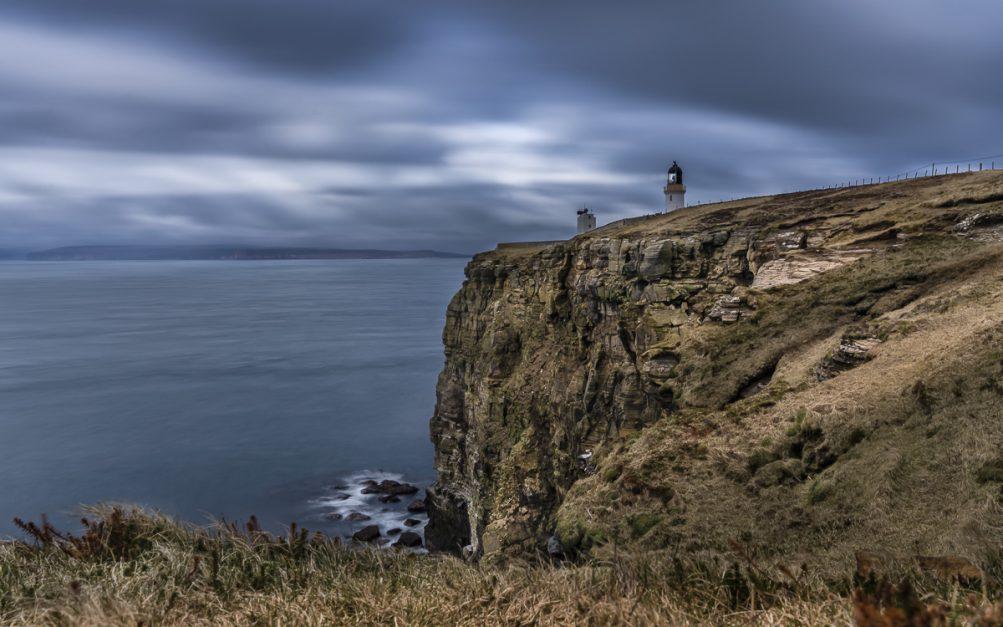 Dunnet Head Scotland view