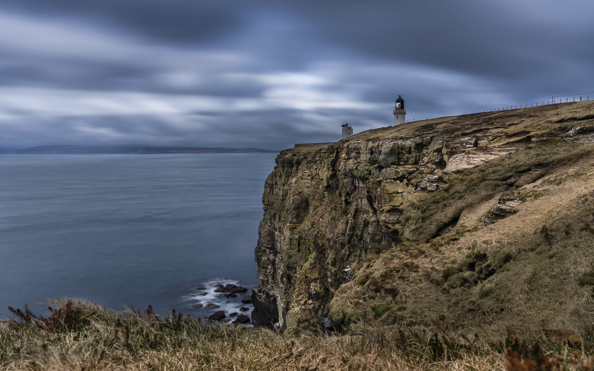 Dunnet Head Scotland view