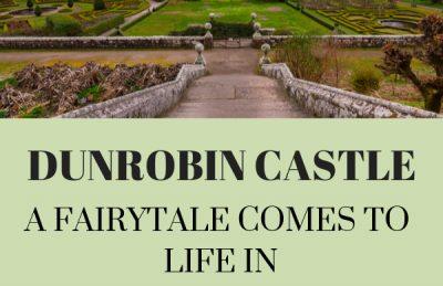 Dunrobin Castle Scotland pin