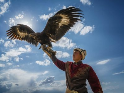 The Proud Eagle Hunters of Kyrgyzstan