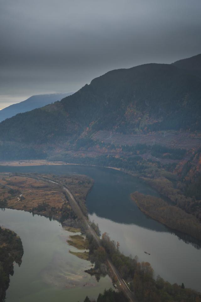 Elaho River Squamish
