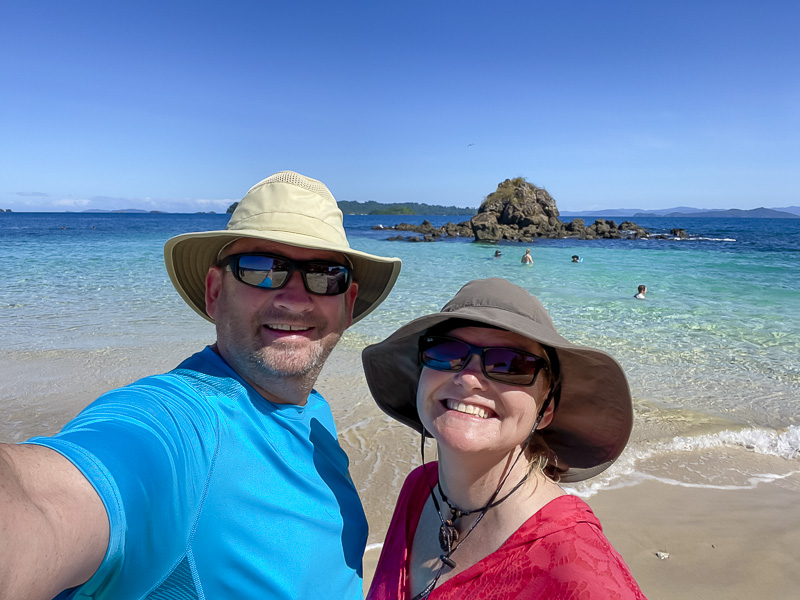 Enjoying our Digital Detox in Panama