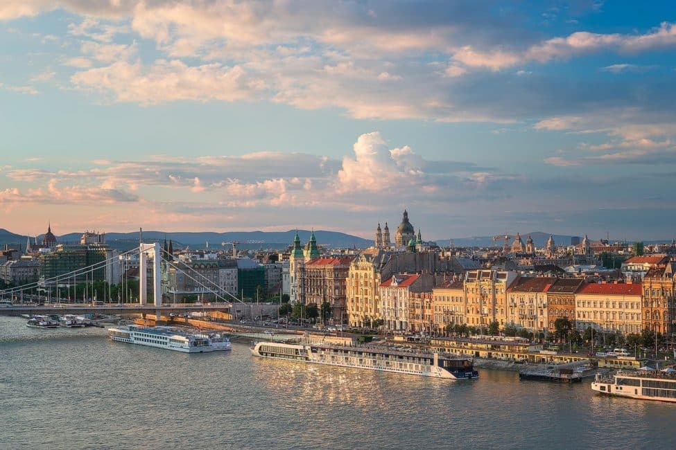 pictures of Budapest, Hungary