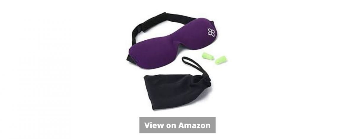 Beauty Bliss Eye Mask Prime Day Deal for Travelers